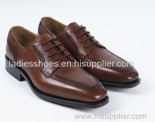 New Style Costomed Italy design office comfortable men shoe