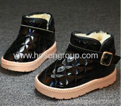 Boys and girls kids boots
