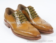 New Customed Italy Design Fashion wholesale office men shoes