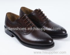 Men fashion flat tie up office men shoes