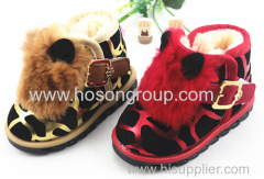 Comfortable Warm Children Boots