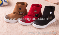 Action Leather Children Boots