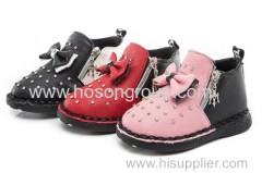 Diamonds Upper Girls Boots
