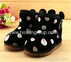 Lovely Kids Snow Boots