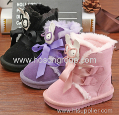 Children Snow Warm Boots
