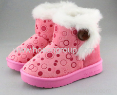 Lovely Snow Warm Boots For Kids