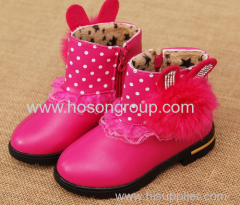 Lovely Snow Children Boots
