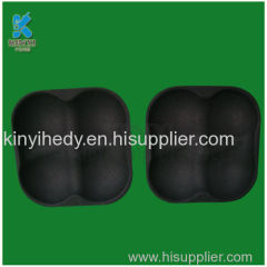 Eco-friendly bamboo pulp Peach packaging suppliers