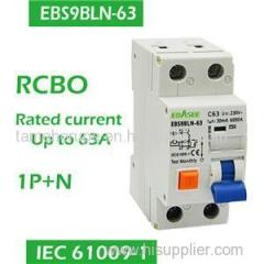RCD Residual Current Devices RCCB RCBO