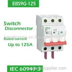 Isolation Switch Disconnect Switch