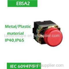 Push Button Switches IP40 IP65