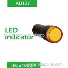 LED Indicator Lamps Semiconductor Economy Energy Indicator