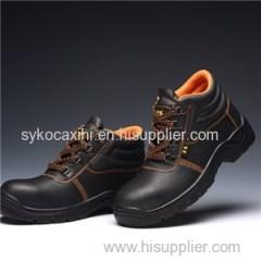 High Cut Waterproof Steel Toe Work Shoe