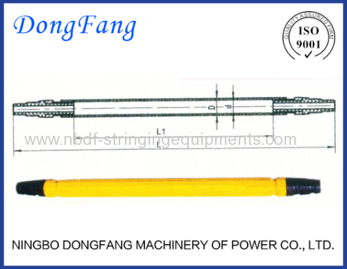 Conductor Joint Protector Stiffeners of Overhead Distribution line Stringing Tools