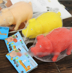 Screaming Pig Squeaky Pet Toy