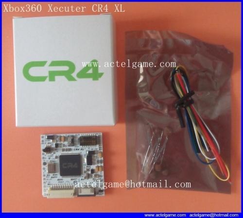 Xbox360 Xecuter CR4 XL Xbox360 TX CR4 modchip RGH glitch