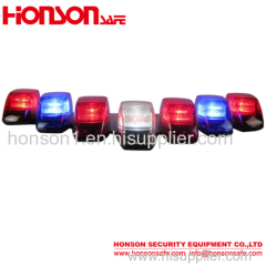 Led V Shape Amber Lightbar Exterior Light Bar HSV7000
