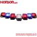 Led V Shape Amber Lightbar Exterior Light Bar HSV7000