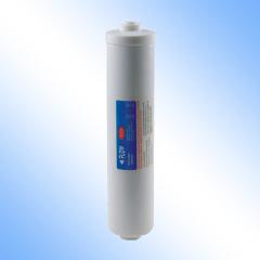 Post line filter cartridge