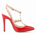 New fashion sling back buckle high heel sandals