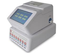 Fluorescence immunoassay rapid test system