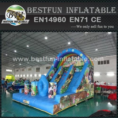 Snow White Double Splash Slide