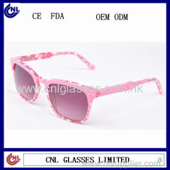 Promotional custom plastic sunglasses