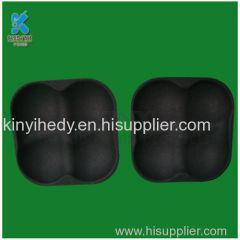 Disposable paper pulp Green Pepper packaging