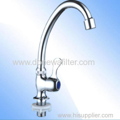 Feeding water faucets of RO system