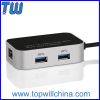 USB-C Usb 3.1 Type C to USB 3.0 Hub with RJ45 Ethernet Network LAN Adapter SD/TF Card Reader Adapter