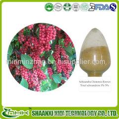 Pure Natural schisandra chinensis extract