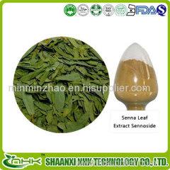 Senna Leaf Extract Powder with Sennosides