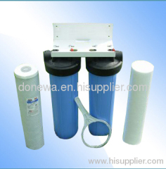 Whole house water purifier systems