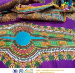 100% Cotton African Print Fabric