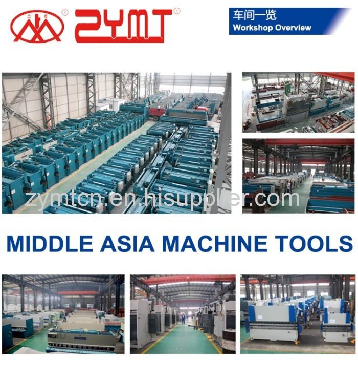 Press Brake Cnc Hydraulic Press Brake High Precision Press