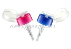 plastic cap screw bottle