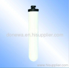 Candle Ceramic filter cartridge
