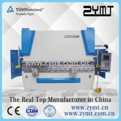 press brake automatic positioning hydraulic paper folding machine