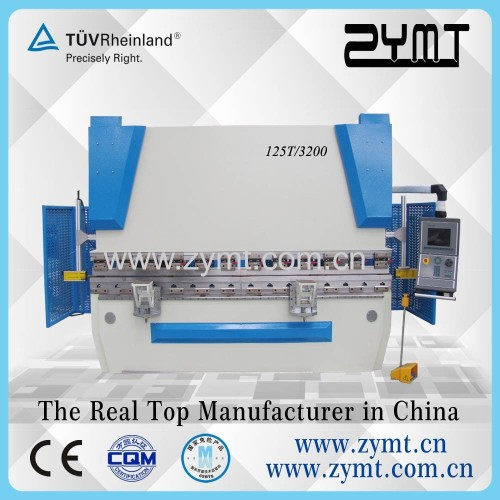 press brake high speed manual metal folding machine