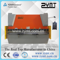 bending machine hydraulic plate bending machine hydraulic plate bending machine WC67K-125T/3200