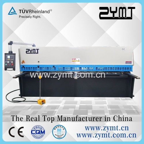 ZYMT guillotine metal cutting machine