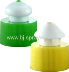 plastic bottle cap flip top cap