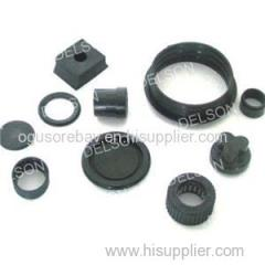 EPDM Rubber Parts Customized Different Color Rubber Ball Rubber Parts For Car Excavator