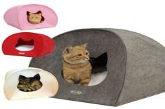 Warm Felt House for Pets