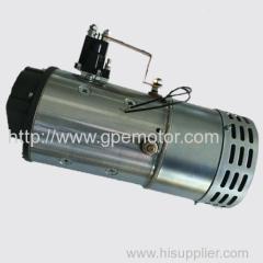 24vdc Oil Pump Hydraulic Motor 3kw 4.5kw
