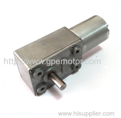 Gear Motor For Parking Barrier