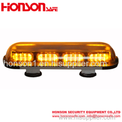 LED emergency warning magnetic mini lightbar for police car