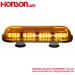 LED emergency warning magnetic mini lightbar for police car