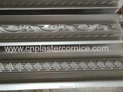 人気のマシン製石膏コーニス