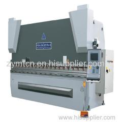 press brake international popular manual profile sheet metal bending machine